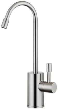 RH-F570-BN Single Lever Faucet for Hot Water Only in Brushed Nickel