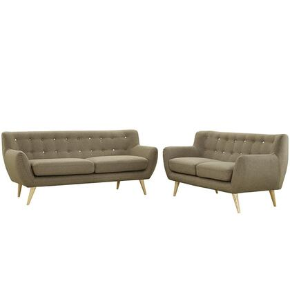 Click here for EEI-1785-BRN-SET Remark 2 Piece Living Room Set  i... prices