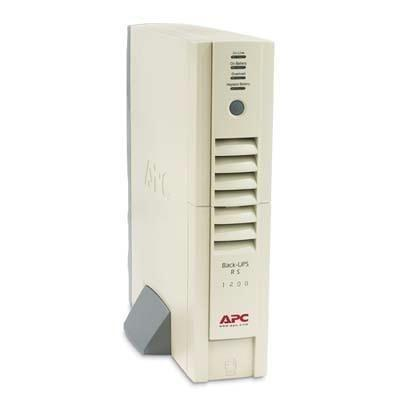 APC BR1200 Back-UPS 1200VA for Home/Office