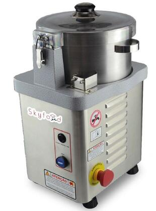 Cr-4l-n 4 Qt. Cutter Mixer With 1/2 Horsepower Motor  On/off/pulse Button  And Stainless Steel Blade  Bowl And Motor