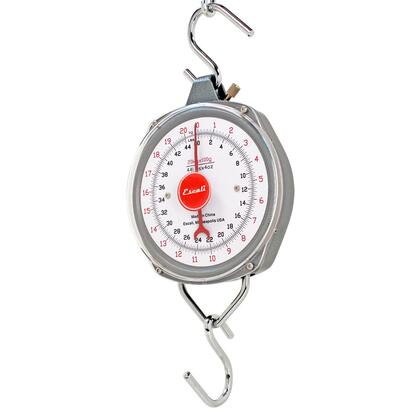 H220100 H-Series Hanging Scale  220 lbs x 1 lb / 100 kg x 0.5