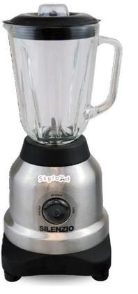 LVS-1.5-N 48 oz. Silenzio Blender with Noise Reduction  9 000 RPM Motor and Glass
