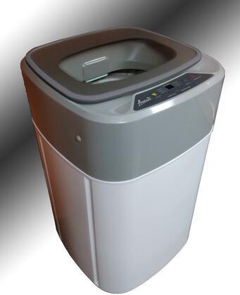 Avanti CTW10V0W Washer Top Loading Portable Washing Machine, 1.0 Cu. Ft
