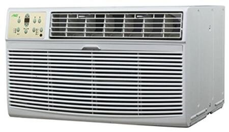 MWW08CRN1BI4 Midea 8 000 BTU Westpointe Through The Wall Air Conditioner with Wireless Remote Control  Energy Star Qualified  Multiple Fan and Cooling Settings