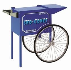 3050010 Sno-Cone Cart - Medium with Chip Resistant Powder Coat