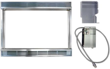 "RK94S27 27"" Built-In Trim Kit  in Stainless"