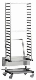 Trolley with Capacity for 16 18 inch x26 inch  Full Sheet Pans  For models:XAV1605P-208/ XAV1605P-240/ XAV1605PL-208/