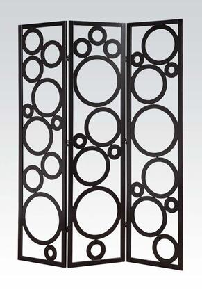 98026 Trudy 3-Panel Wooden Screen