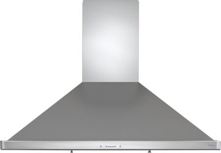 ZSI-E36BS 36 inch  Essentials Europa Series Siena Wall Hood with 650 CFM Internal Blower  ICON Touch Controls  Energy Star Certified  ACT Technology and 6 Sones  in