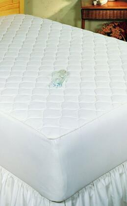 16031 39 inch x75 inch x18 inch  Quilted Waterproof Mattress Pad