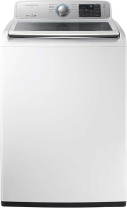 "WA45M7050AW 27"" Top Washer with 4.5 cu. ft. Capacity  VRT Plus Technology  Self Clean  800 RPM and 9 Cycles  in"