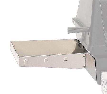 ASHELF UNIV Side Shelf in Stainless Steel for A