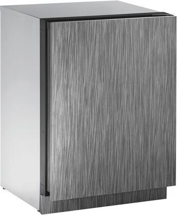 U-Line U2224RINT00B 4.9 cu. ft. Built-in Compact Refrigerator, Integrated