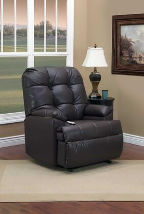 5600-BLCO Wall-a-Way Reclining Lift Chair - Bonded Leather II -