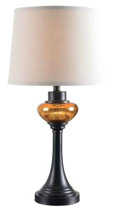 Trumpet 32880ORB Table Lamp with 4-Way Socket Switch  14