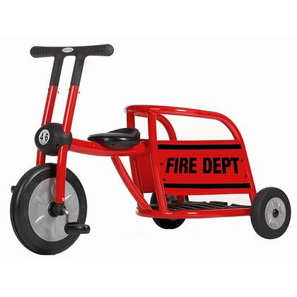 Click here for 300-19FT Pilot 300 Fire Truck Tricycle: prices