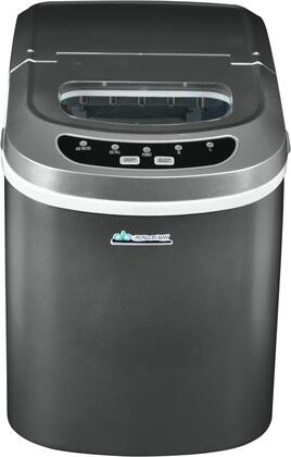 AB-ICE26S Portable Ice Maker with 26 lb Daily Production  32 Ounce Water Capacity  6 Minute Operating Cycle  in