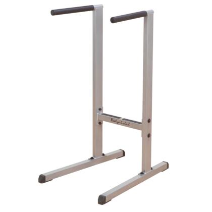 GDIP59 Body Solid Dip Station with Angled Uprights and Slip-Proof Rubber