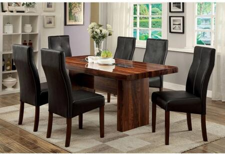 Click here for Bonneville I CM3824T-TABLE Dining Table with Conte... prices