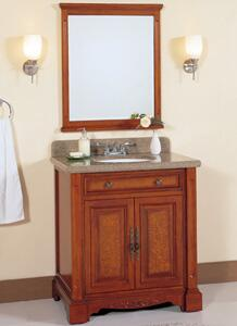 Click here for WF6496/DC Royal Teak 32 Single Bathroom Vanity Set... prices