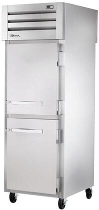 STG1FPT-2HS-2HS Spec Series Pass-Thru Freezer with 34 Cu. Ft. Capacity  LED Lighting  and Solid Half