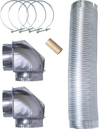 5304492448 8' Semi-Rigid Dryer Vent Kit  with 2