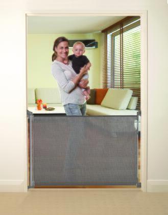 L1012BB Indoor/Outdoor Retractable Gate -