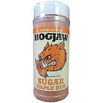 SFSM11 US Stove Company HogJaw Sugar Maple Rub