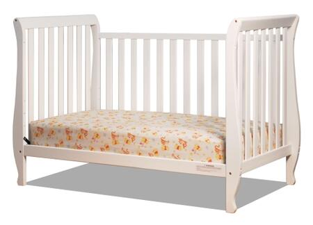 009W Athena Naomi 4-in-1 Convertible Crib in