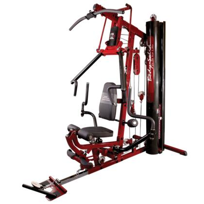 G6B25YR G-Series 25th Anniversary Home Gym with Aluminum Pulleys and Automotive Quality Paint