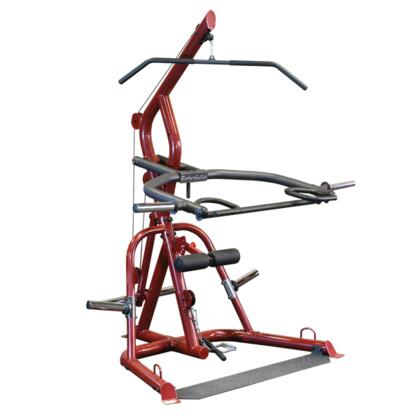 GLGS100 Classic Series Corner Leverage Gym with Aircraft Grade Cables and Nylon