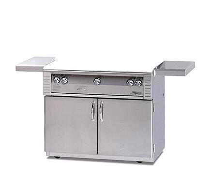 "XE-42C 42"" Standard Cart in Stainless"