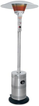 ES4000COMM Endless Summer Liquid Propane Patio Heater with Stainless Steel Construction and Multi-Spark Igniter  Up to 40000 BTUs  Single