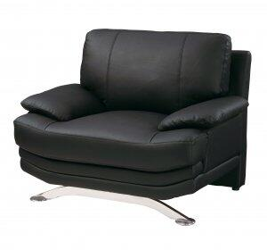 9250-CH Bonded Leather Chair in