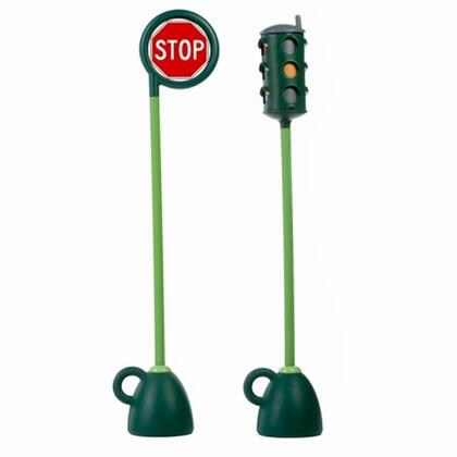 9402A Traffic Light and Stop Sign