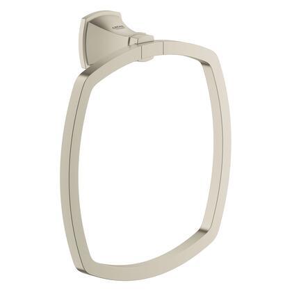 40630EN0 Grandera Towel Ring  In Brushed