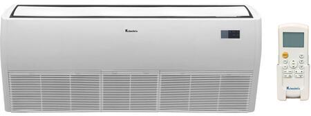 KFUF036-H2G1 Mini Split Indoor Floor or Ceiling Unit with 36000 BTU Cooling Capacity  38000 BTU Heating Capacity  1037 CFM  230/208 Volts  30