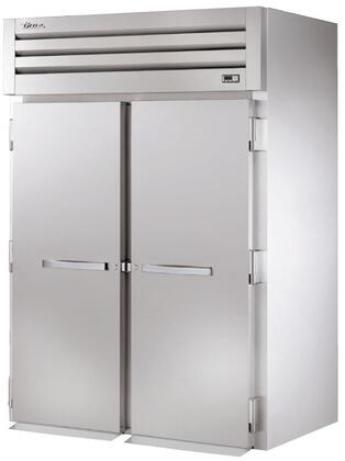 STA2FRI-2S Spec Series Two-Section Roll-In Freezer with 75 Cu. Ft. Capacity  R404A Refrigerant  LED Lighting  and Solid