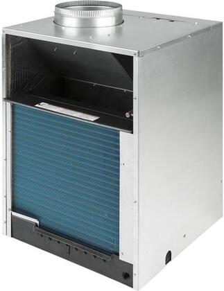"""AZ91H18E5S 24"""""""" Vertical Air Conditioner with Heat Pump  30 Amps  265 Volts  16800 BTU Cooling Capacity  Corrosion Treated  in Stainless"""" 760067"""