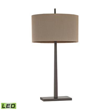 D2914-LED Wheatstone 1 Light LED Table Lamp in Bronze