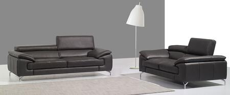A973 Collection 17906112LS 2-Piece Living Room Set with Stationary Sofa  and Loveseat in