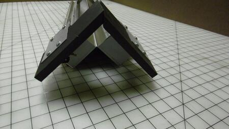 """VCF90SS Filler Strips - 3"""" (Each Side) Inner Corner Filler Strip for Use in 90 Degree"""