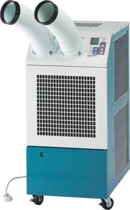 CLASSICPLUS14 Portable Air Cooled Air Conditioner with 13 200 BTU Capacity  UL Listing  Economic Cooling  Digital Control  Electronic Thermostat  Centrifugal