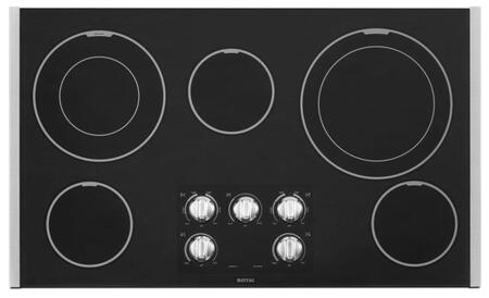Click here for MEC9536BS 36 Wide Smoothtop Electric Cooktop With... prices