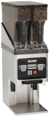 35600.0020 MHG SST Multi Hopper Coffee Grinder and Storage System With BrewWISE  Smart Hopper  LCD Alphanumeric Display  in Stainless