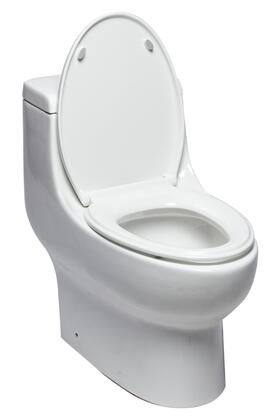 R-358SEAT Replacement Soft Closing Toilet Seat for