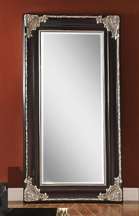 Karol Collection 97111 42 inch  x 80 inch  Accent Mirror in Silver &