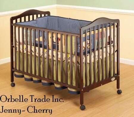370C Jenny 3-in-1 Convertible Crib in
