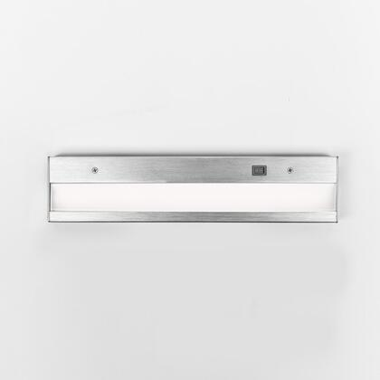 BA-ACLED24-930-AL  24 inch  3000K Energy Star Rated Pro Light Bar with Diffused Light Source and Extruded Aluminum Construction in Brushed