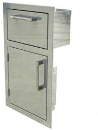 AXEDTHL 17 inch  Towel Holder with Door Open